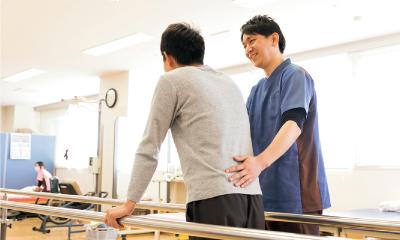 加藤辰弥/症状が良くなっていく過程に喜びを感じます。